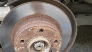 bmw e36 rotor replacement