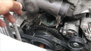 bmw e36 water pump replacement