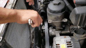 BMW E36 Inline Six Thermostat Replacement