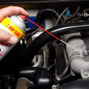 Causes of a bad idle
