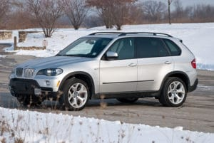 I would never buy an x5 with 100k miles