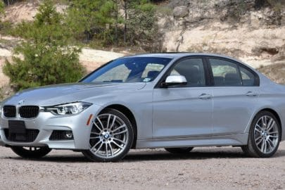 2016 BMW 3 Series Used