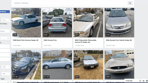 how safe is it to buy cars on facebook marketplace