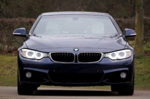 newer model BMW