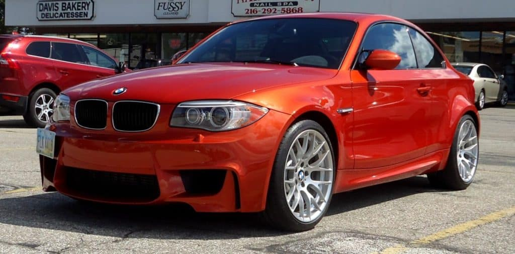 BMW 1 Series is a great vehicle